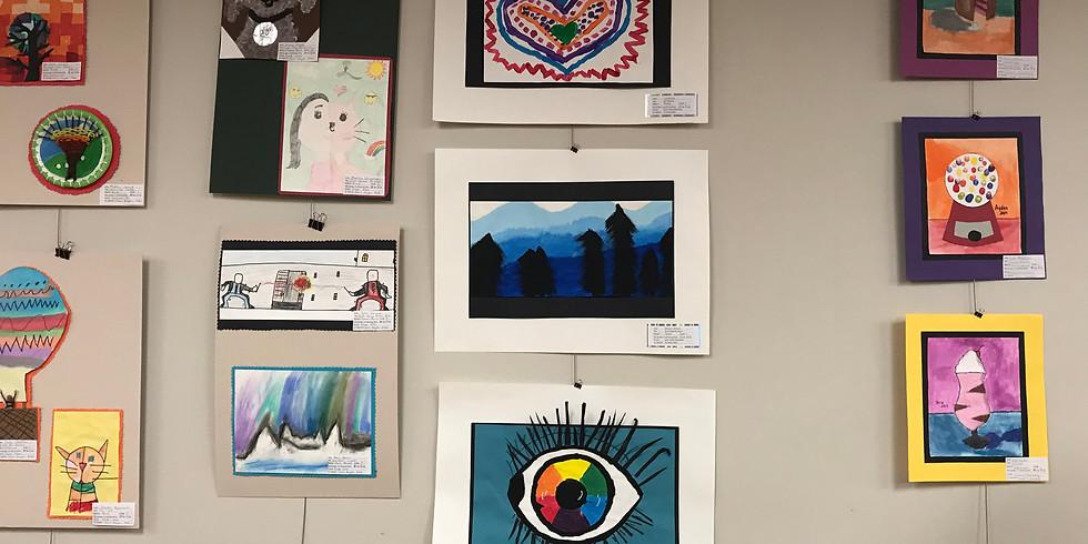 Davidson County Student Art Exhibit