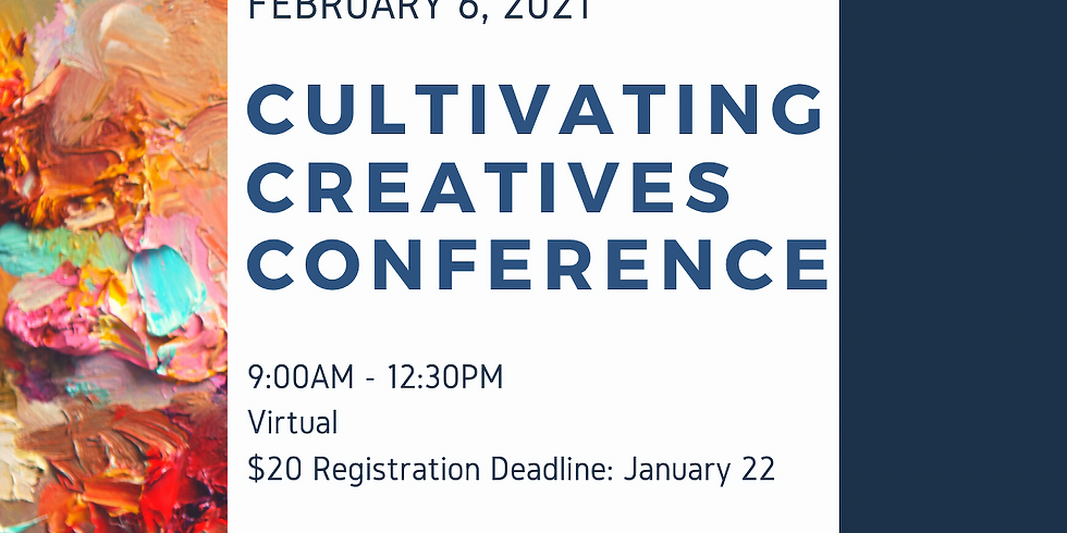 Cultivating Creatives Conference