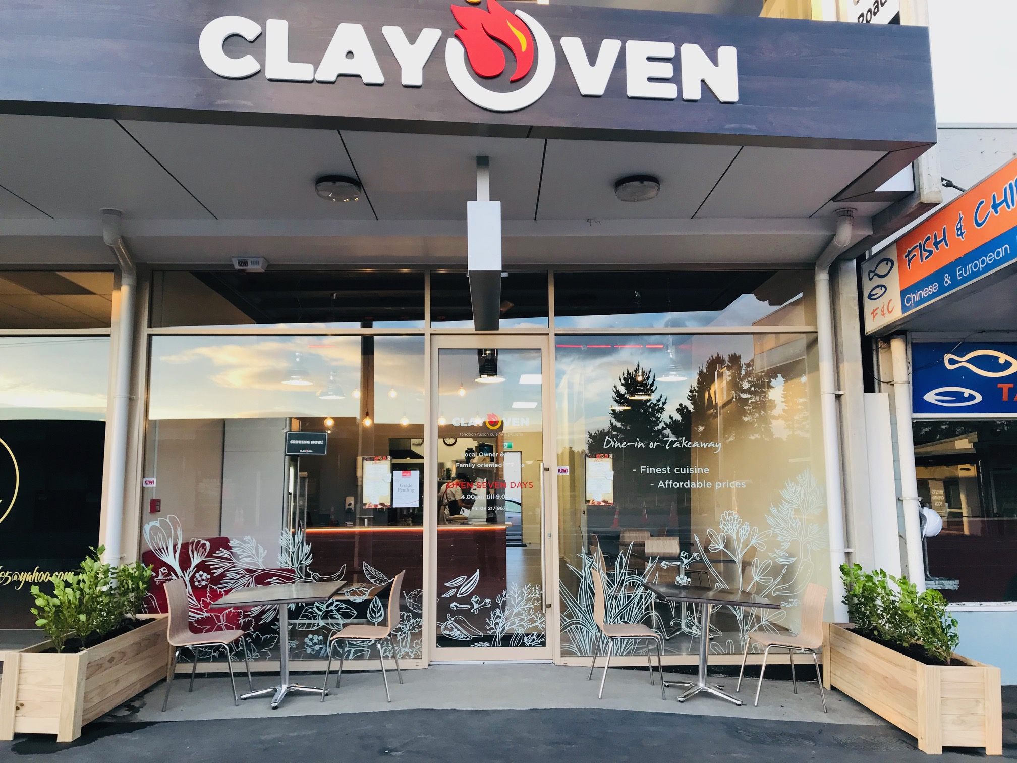 ClayOven