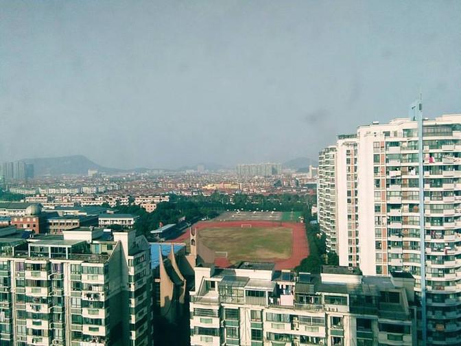 Day 1 in Yuyao, China