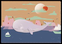 Whale - Bryony Pimble 2018