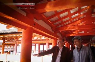 Explore Hiroshima: NHK documentary narrated by James Lambiasi AIA