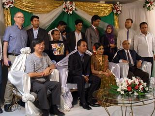 A Wedding in Dhaka