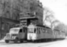 1954 tram münchen