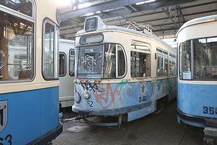 Tram Typ M 4.65 München 2462