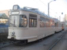 TRIEBWAGEN TYP M 5.65 Nr. 2654 münchen weisswursttram tram trambahn