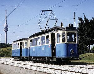 Tram Typ F 2.10, München 642