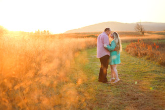 Tim + Shannon {Winter Engagement}