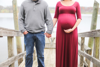 Carly + Corey {Maternity Session}