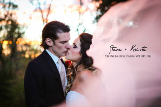 Steve + Krista {Stonebrook Farm Wedding}