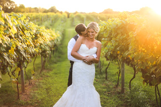 Ryan + Jessica {Crossing Vineyards and Winery Wedding}