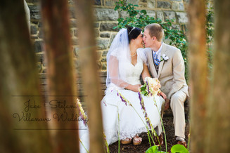 Jake + Stefani {Villanova Wedding}