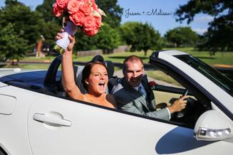 Jason + Melissa {Bucks County Wedding}