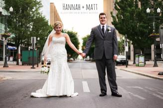 Matt + Hannah {Allentown Brew Works Wedding}