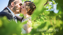 Brandon + Corinne {Rosebank Winery Wedding}