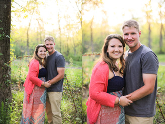 Craig + Eva {Couples Session}