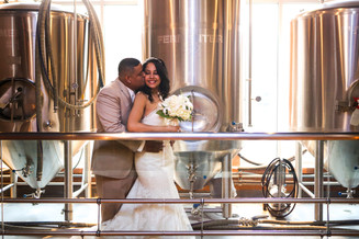 Chris + Lisette {Allentown Brew Works Wedding}