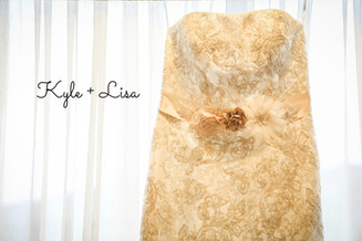 Kyle + Lisa {Meadows Wedding}