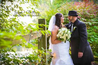 Joseph + Brittany {Meadows Wedding}