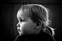 Pensive...