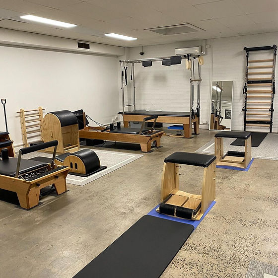 Precision Pilates Windsor Studio