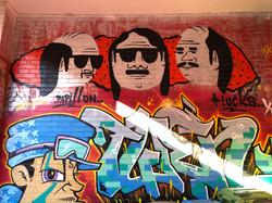 Local Graffiti Art