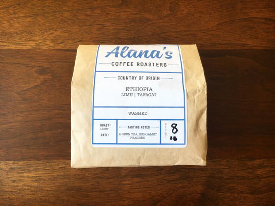 Review #54: Alana's Coffee Roasters