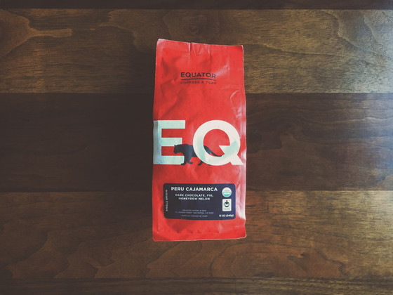 Review #33: Equator Coffees & Teas
