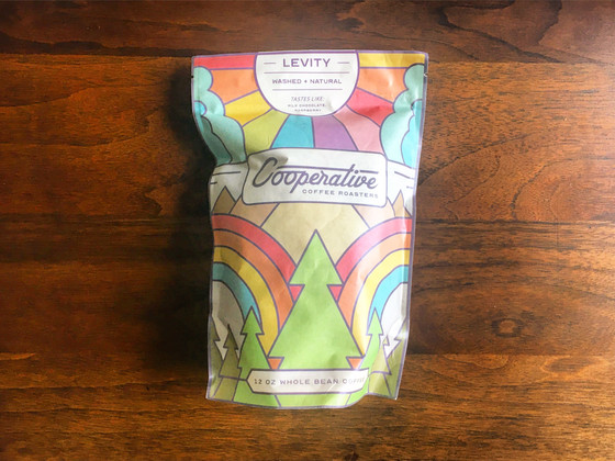 Review #105: Cooperative Coffee Roasters
