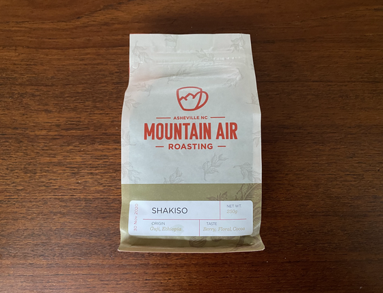 Review #147: Mountain Air Roasting