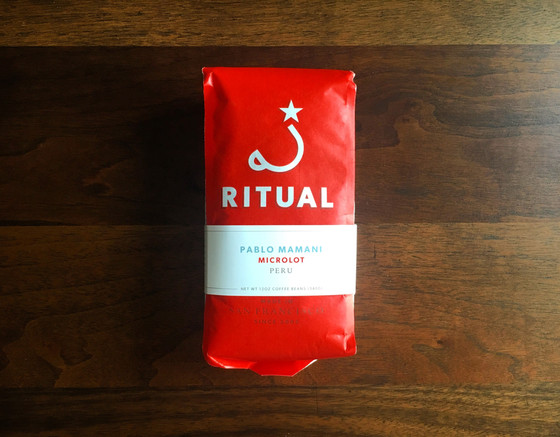 Review #34: Ritual Coffee Roasters