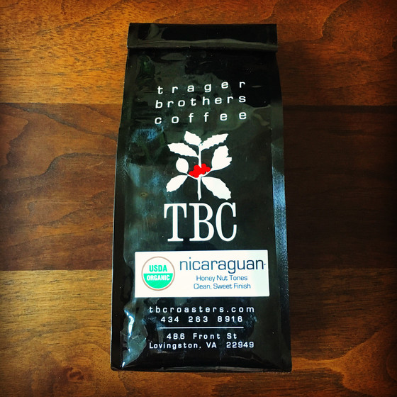 Review #3: Trager Brothers Coffee