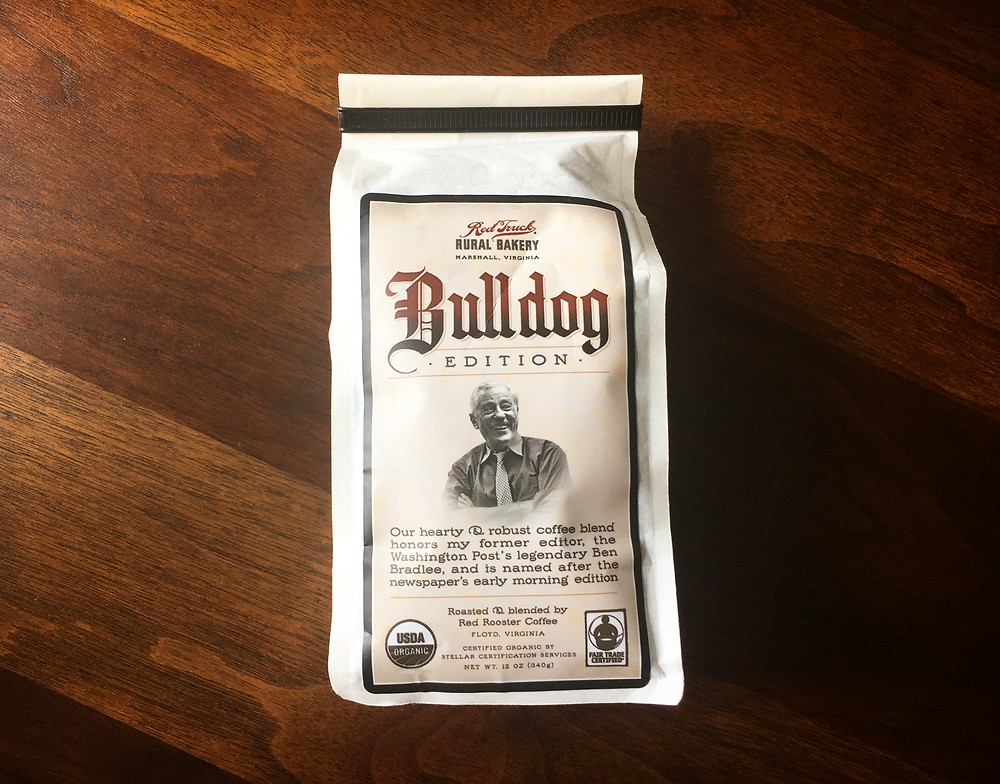 Red Truck Rural Bakery Bulldog Edition