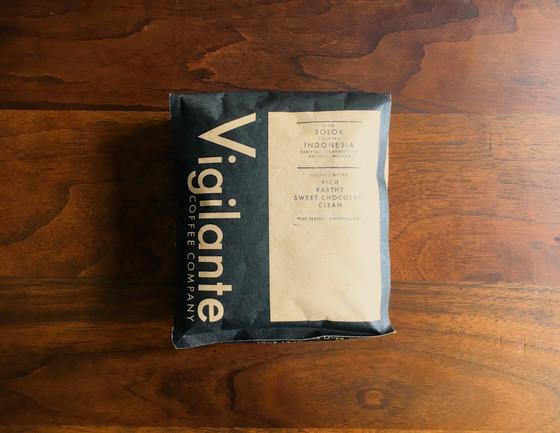 Review #75: Vigilante Coffee Company