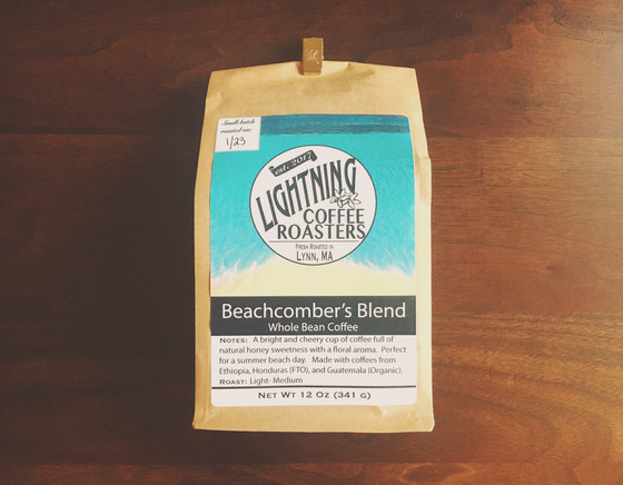 Review #30: Lightning Coffee Roasters