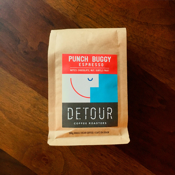 Review #5: Detour Coffee Roasters