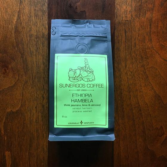 Review #24: Sunergos Coffee