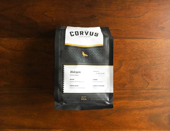 Review #82: Corvus Coffee Roasters