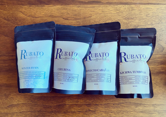Review #119: Rubato Coffee Lab