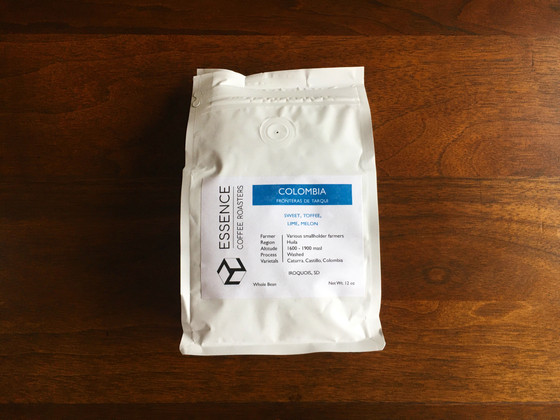 Review #109: Essence Coffee Roasters