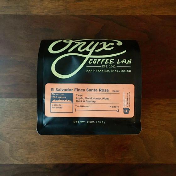 Review #11: Onyx Coffee Lab