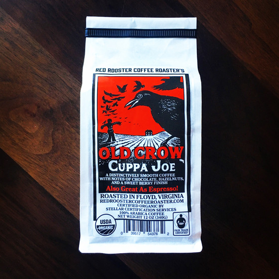 Review #6: Red Rooster Coffee Co.