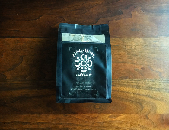Review #74: thirty-thirty Coffee Co.