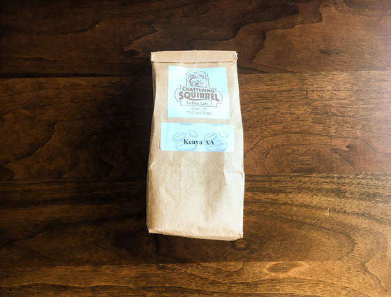 Review #94: Chattering Squirrel Coffee Café