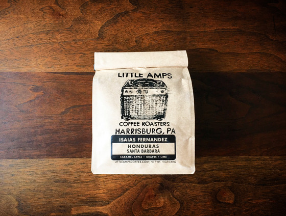 Review #64: Little Amps Coffee Roasters