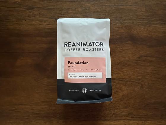 Review #137: ReAnimator Coffee Roasters