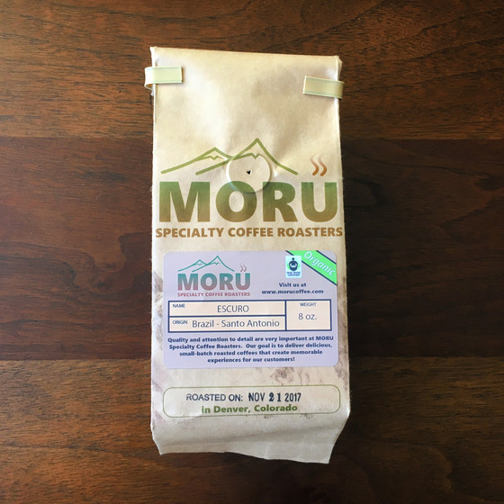 Review #15: MORU Specialty Coffee Roasters