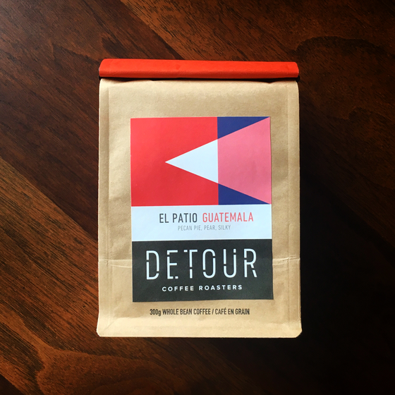 Review #13: Detour Coffee Roasters