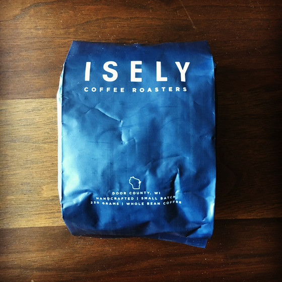 Review #1:  Isely Coffee Roasters