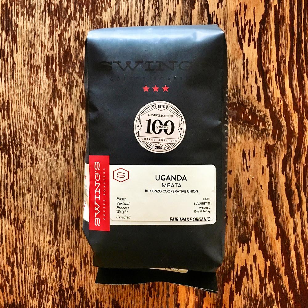 Swing's Coffee Roasters - Uganda Mbata